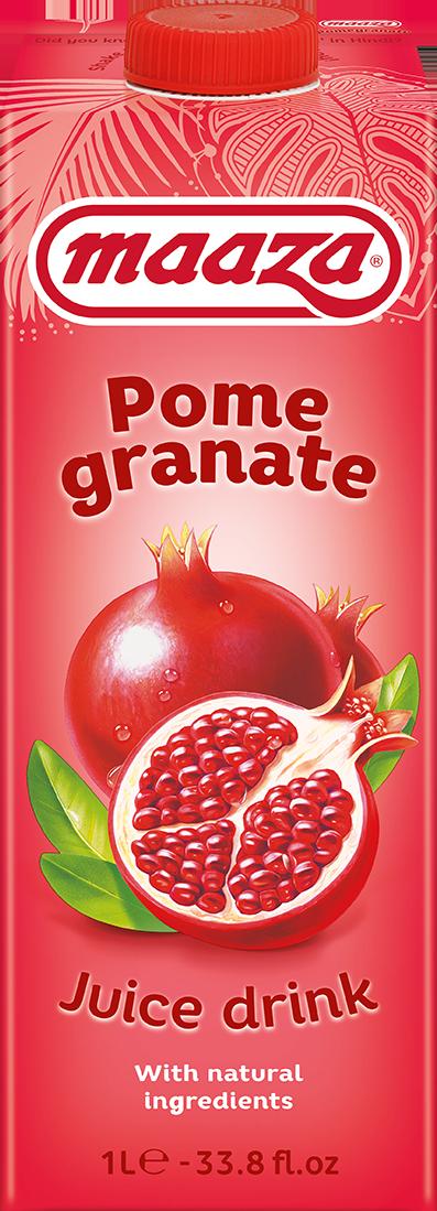 Pomegranate 1L