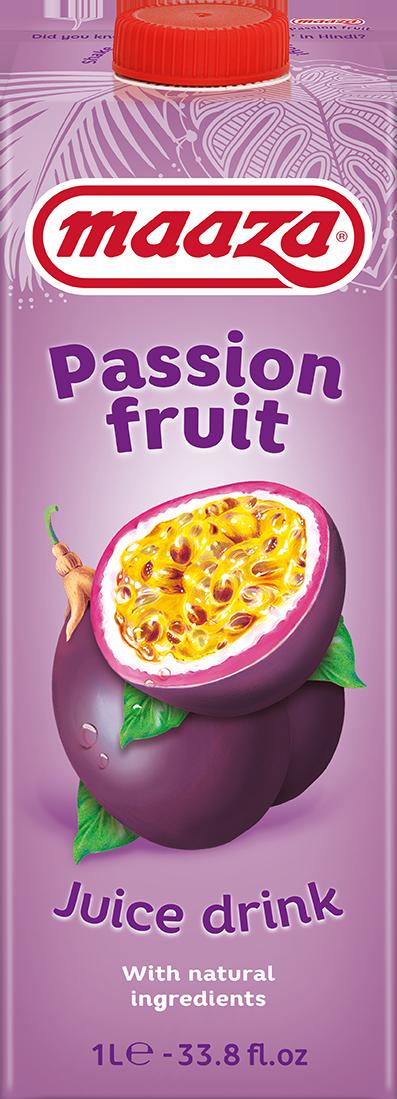 Passion fruit 1L