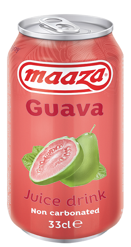 Guava 33cl can