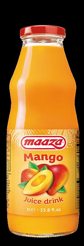 Mango 1L glass