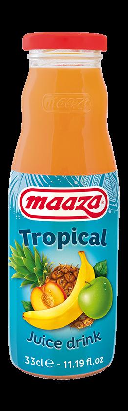 Tropical 33cl PET