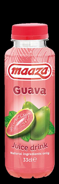 Guava 33cl PET