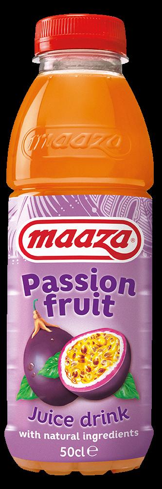 Passion fruit 50cl PET